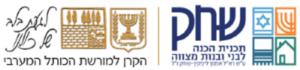 לוגו הקרן למורשת הכותל